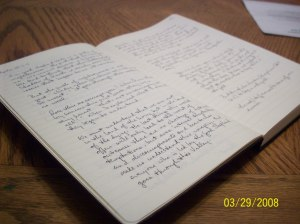 My sermon notes on Psalm 23